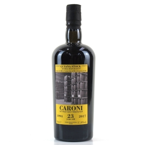 Caroni 1994 23 Year Old 100 Proof Heavy Trinidad Rum