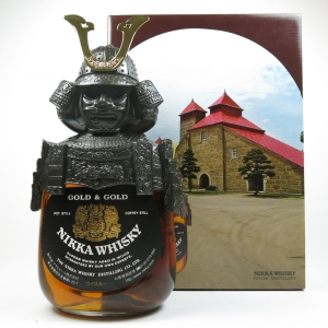 Nikka Gold and Gold / Samurai