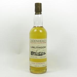 Linlithgow / St Magdalene 1982 Cadenhead's Cask Strength