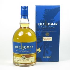 Kilchoman 2006 Distillery Exclusive Single Cask