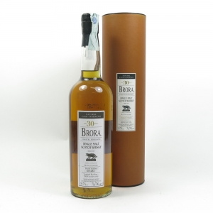 Brora 30 Year Old 2007 Release