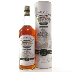 Bowmore Mariner 15 Year Old 1 Litre