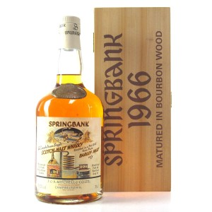 Springbank 1966 Local Barley #485