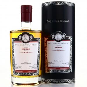Speyside 1997 Malts of Scotland Bourbon Hogshead