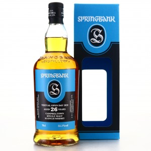 Springbank 1993 Virtual Open Day 26 Year Old / Campbeltown Malts Festival 2020