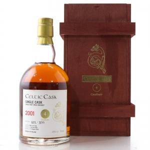 Cooley 2001 Celtic Cask