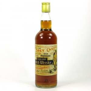 Spey Cast Liqueur Scotch Whisky 1970s