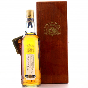 Bowmore 1966 Duncan Taylor 40 Year Old