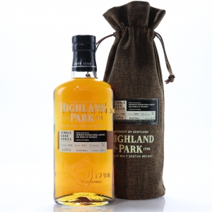 Highland Park 2005 Single Cask 12 Year Old #3631 / Aberdeen Airport and World of Whiskies