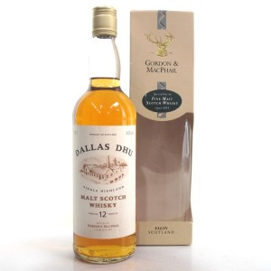 Dallas Dhu 12 Year Old Gordon and MacPhail