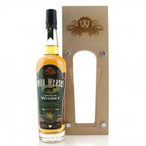 Wild Weasel Belgian Blended Whisky
