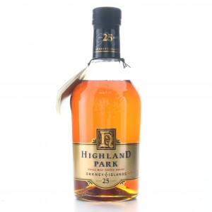 Highland Park 25 Year Old 75cl 1990s / US Import