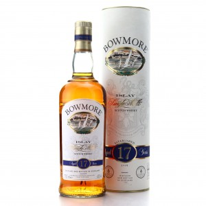 Bowmore 17 Year Old pre-2007
