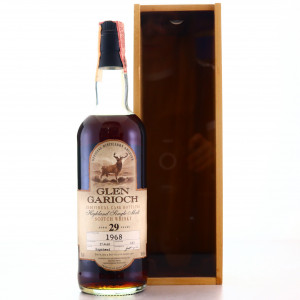 Glen Garioch 1968 Single Cask 29 Year Old #623