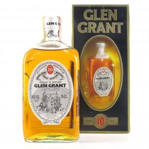 Glen Grant 10 Year Old 1970s