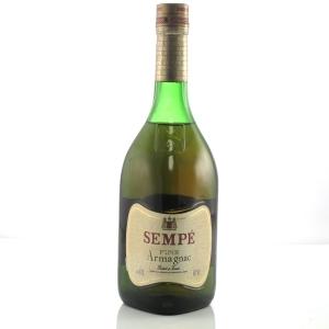 Sempe Fine Armagnac 1980s/1990s