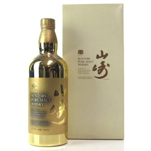 Yamazaki Suntory Pure Malt 1980s / Gold Bottle
