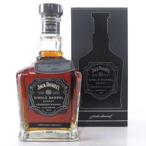 Jack Daniel's Single Barrel Select / Jeff Arnett Selection