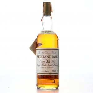 Highland Park 1955 Intertrade 30 Year Old