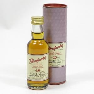 Glenfarclas 40 Year Old 5cl Miniature