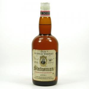 Statesman Old Scotch Whisky