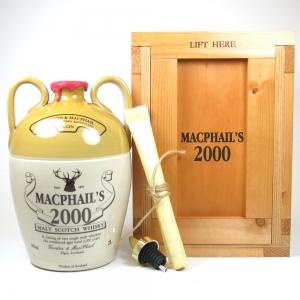 Macphail's 2000 Decanter 2 Litre