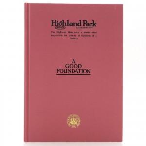 Highland Park - A Good Foundation