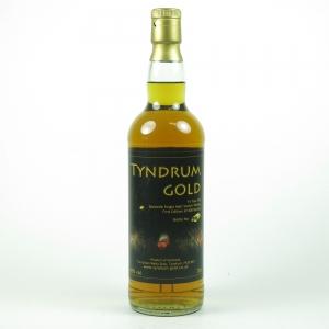 Tyndrum Gold First Edition 15 Year Old Speyside Single Malt