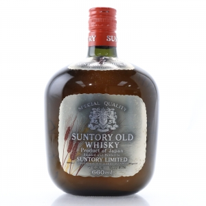 Suntory Old Whisky 66cl / Silver Label