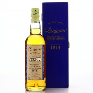 Longrow 1974 25 Year Old
