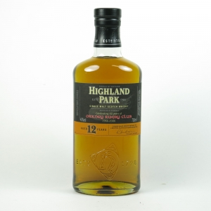 Highland Park 12 Year Old Orkney Rugby Club