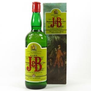 J&B Rare 1970s