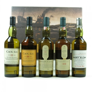 Classic Islay Collection 2006 / Including Port Ellen 5th Release