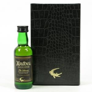 Ardbeg Alligator 5cl Miniature / Alligator Box
