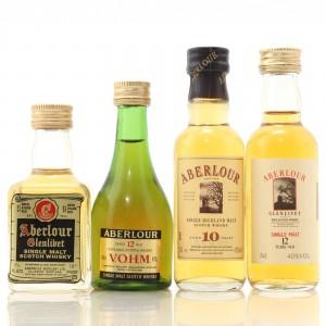 Aberlour Miniature Selection 4 x 5cl