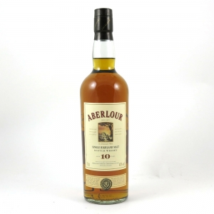 Aberlour 10 Year Old front