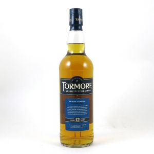 Tormore 12 Year Old (Old Style) front