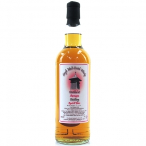 Arran 1996 Whisky Broker 18 Year Old / PX Octave Finish