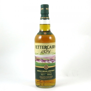 Fettercairn 1824 12 Year Old front