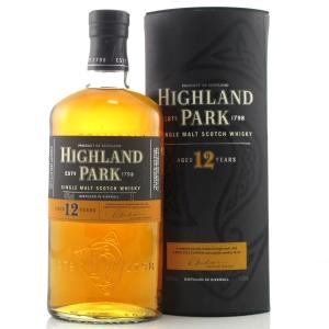 Highland Park 12 Year Old 1 Litre