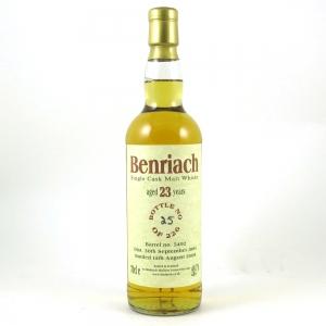Benriach 1985 Bladnoch Forum 23 Year Old front