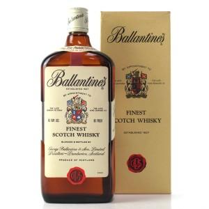 Ballantine's Finest / 40 Imperial Ounces
