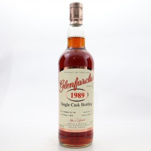 Glenfarclas 1989 Single Cask #11462 / Prik & Tik