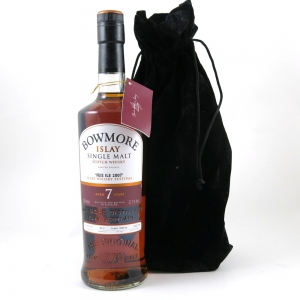 Bowmore 2000 Feis Ile 2007 front
