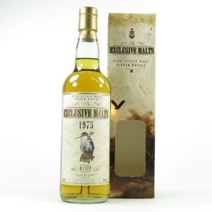 Banff 1975 Exclusive Malts 33 Year Old