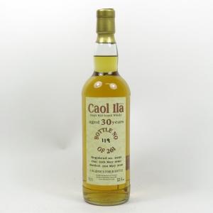 Caol Ila 1980 Bladnoch 30 Year Old