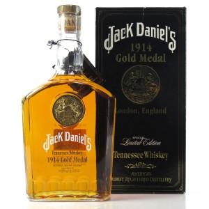 Jack Daniel's 1914 Gold Medal