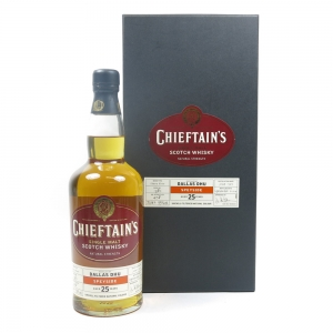 Dallas Dhu 1979 Chieftain's 25 Year Old