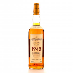 Macallan 1948 Select Reserve 51 Year Old / 4th July