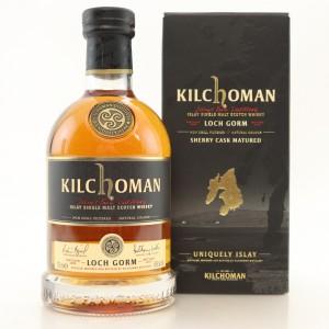 Kilchoman 2009 Loch Gorm / 2017 Release